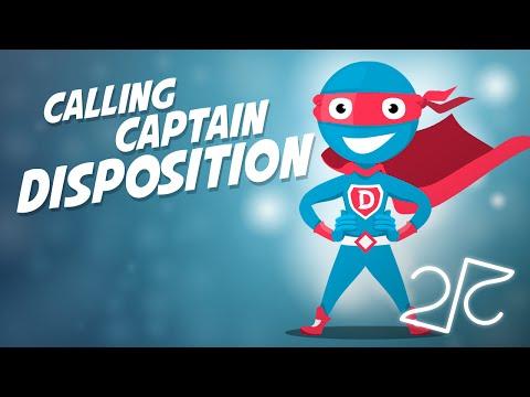 21c - Calling Captain Disposition (lyrics video)