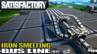 THIS AUTOMATION IS INEFFICIENT CAN YOU TELL WHY? | Satisfactory Gameplay | S01E05