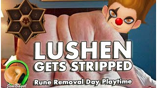 SUMMONERS WAR : Lushen Gets Stripped! - Rune Removal Playtime