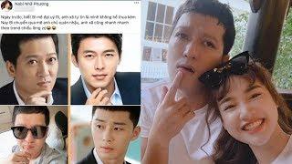 """Trường Giang """"nịnh"""" Nhã Phương đi cắt tóc ngố tàu như Park Seo Joon"""