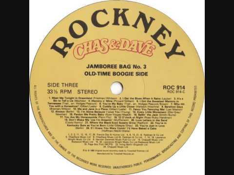 CHAS & DAVE  -  JAMBOREE BAG No. 3  -  OLD TIME BOOGIE  -  1985 MEDLEY