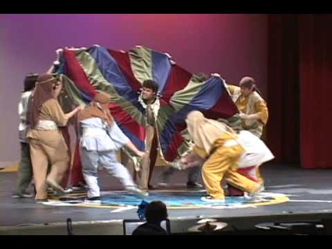 Joseph's Coat - Joseph and the Amazing Technicolor Dreamcoat