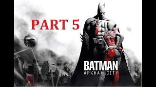 Batman Return to Arkham City Walkthrough - Part 5 - Defeat Mister Freeze