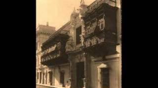 CHABUCA GRANDA  canta  ZEÑO MANUE