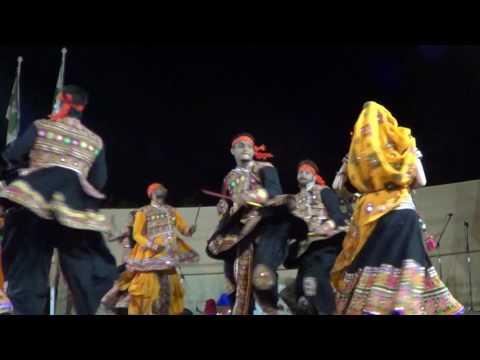 Dalvares - Festival Inter. Folclore Vale Varosa/17 - ÍNDIA