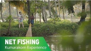 Net Fishing | Kumarakom Experience