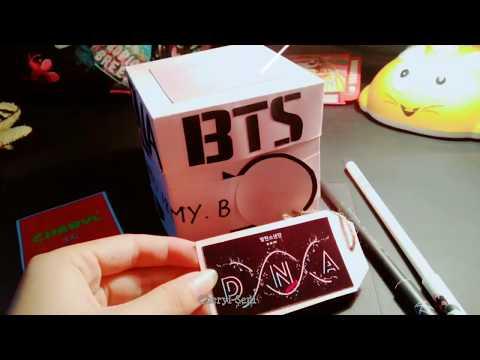 Exploring Box   BTS theme  Taehyung ver(방탄소년단) 'DNA' ARMY