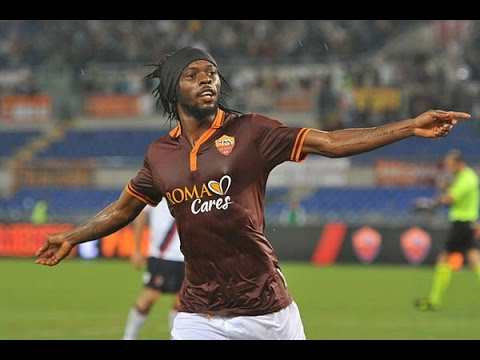 AS Roma - Gervinho - Stagione 2013/14