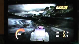 Motorstorm Pacific Rift-Falfer Domino Gameplay-Paradise Beach