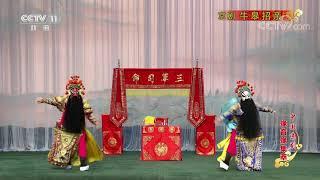 《中国京剧像音像集萃》 20191116 京剧《牛皋招亲》| CCTV戏曲
