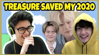 Download lagu Treasure moments that saved my 2020 reaction