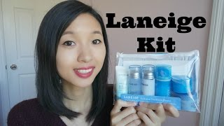 Gambar cover Laneige Hydration Trial Kit (6 pieces)