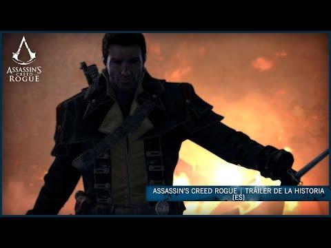 Assassin's Creed Rogue | Tráiler de la Historia [ES]