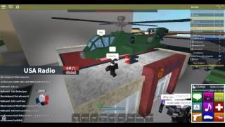Roblox NUSA NSA Patrol 5
