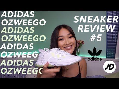ADIDAS OZWEEGO  – SNEAKER REVIEW #5 (JD SPORTS AU)