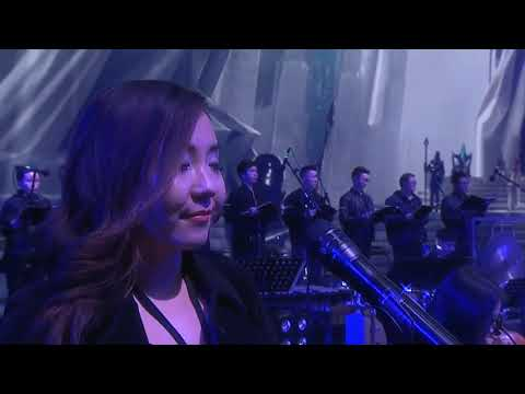 Quinn and Valor - Demacia Rising - League of Legends - Worlds 2017 Live Concert