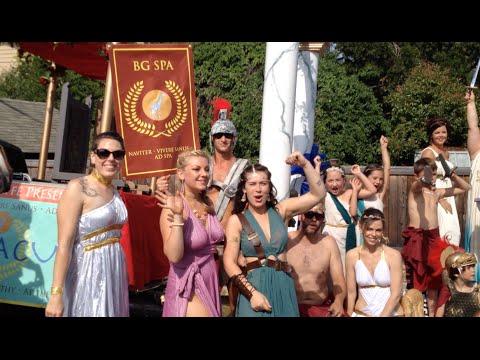 Ashland Oregon 4th of July Parade 2015