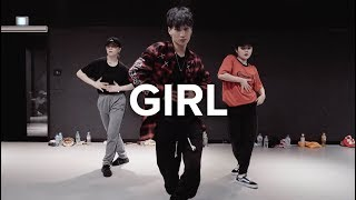 Girl - The Internet / Shawn Choreography