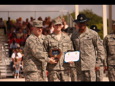 1a40c5214ac2d How To Get: Air Force BMT Honor Graduate - YouTube
