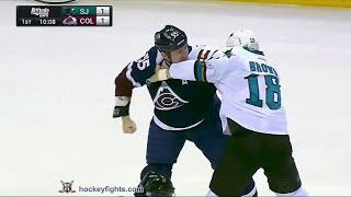 Mike Brown vs Cody McLeod Nov 1, 2015