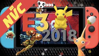 Our E3 2018 Predictions, Nintendo Switch Hack, Labo Review Discussion, and more! - NVC Ep. 405
