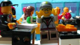 Урок географии Суша в океане часть вторая Lego