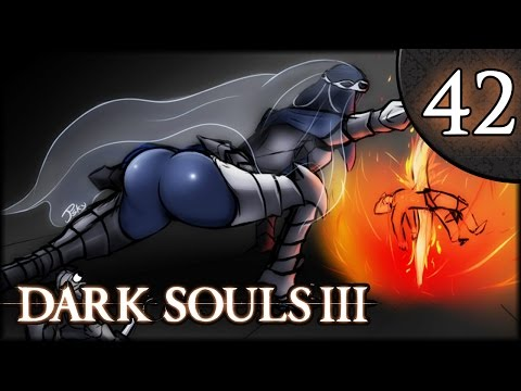 Let's Play Dark Souls 3 Gameplay Walkthrough (Herald) - Part 42: Dancer of the Boreal Valley
