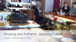 Kushi Washington DC