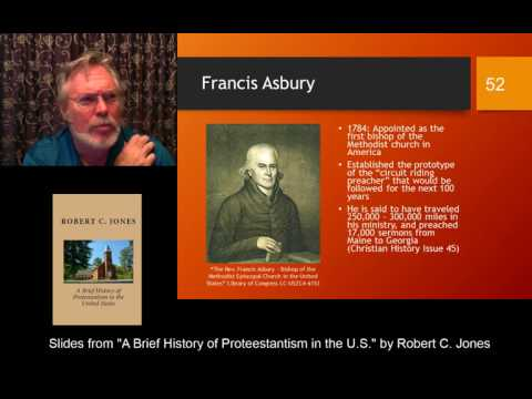 A Brief History of Protestantism in the United States - 19th century