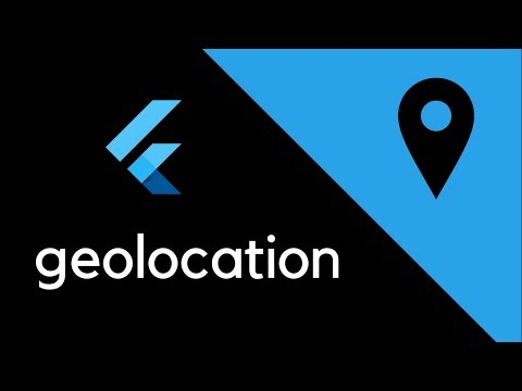 Flutter - Geolocation with maps