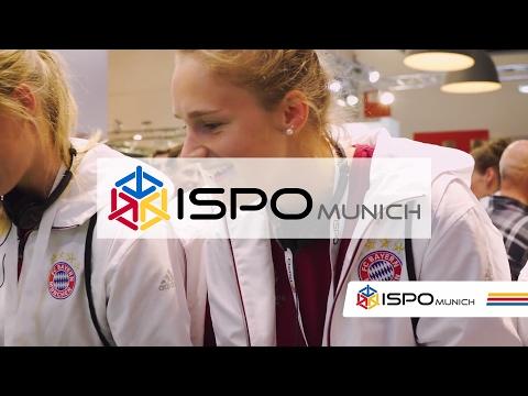 ISPO MUNICH 2017 - FC Bayern München Frauen - women's team squad