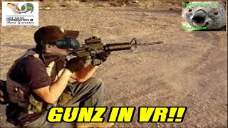 Virtual Reality FPS! HTC Vive - Hot Dogs, Horseshoes and Hand grenades -