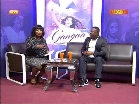 Gangaa Chat Room - Adom TV (23-4-18)