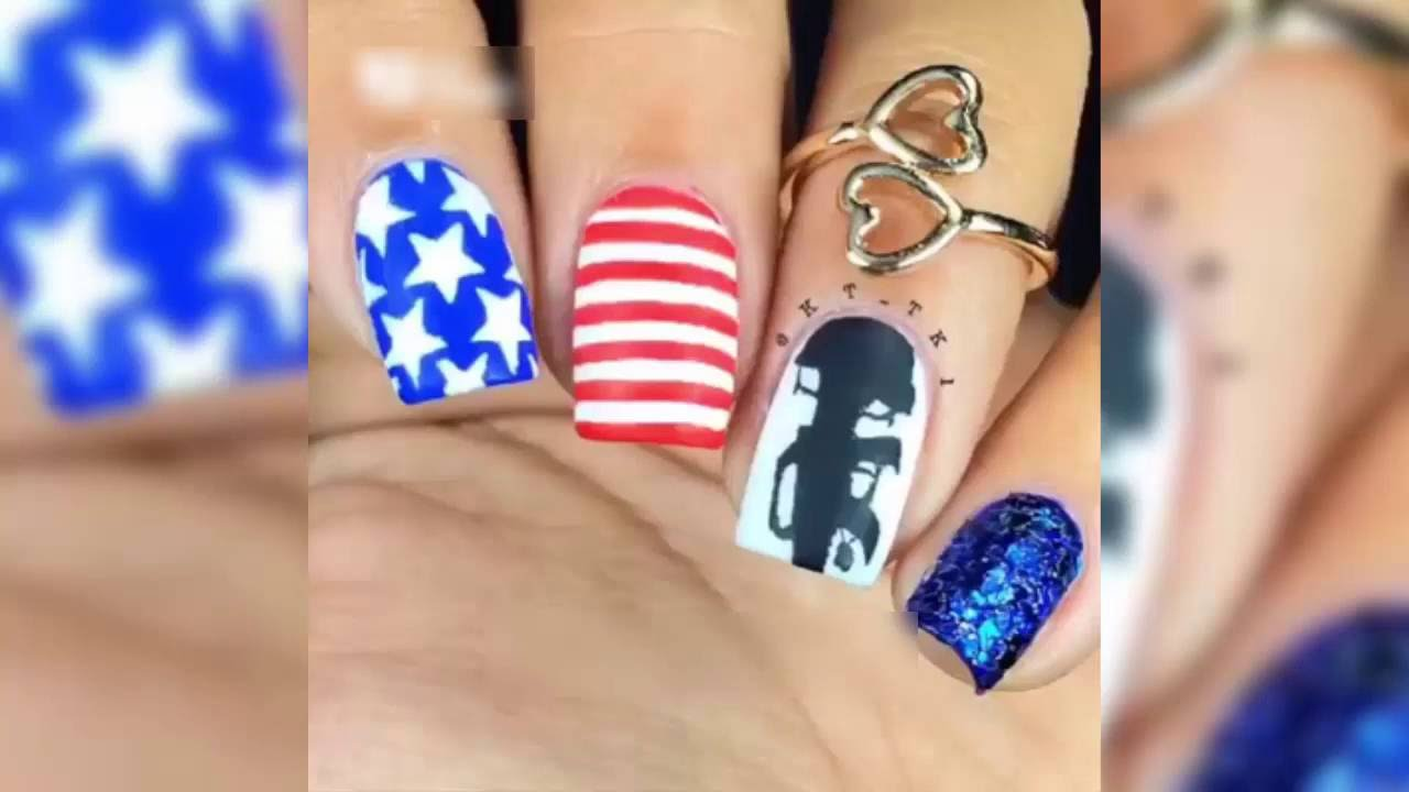 Nail Art Design 2017 Easy : The easy nail art designs complication nails
