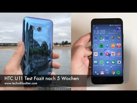HTC U11 Test Fazit nach 5 Wochen
