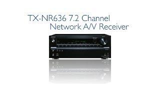 onkyo tx nr636 network a v receiver