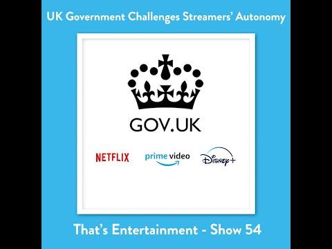 UK Government Challenges Streamers' Autonomy
