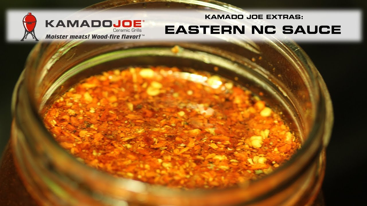 Eastern Carolina Style BBQ Sauce - YouTube