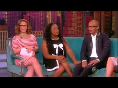 T.I. Interview - The View