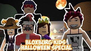 BLOXBURG MOTHER OF 4 CHILDREN HALLOWEEN SPECIAL! SHE GOT EATEN (Roblox Roleplay)