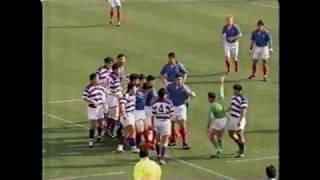 1996ラグビー第34日本選手権 東芝vs明治