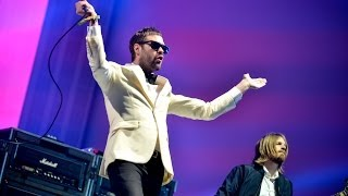 Kasabian - Eez-Eh at Glastonbury 2014