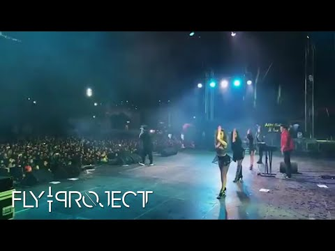 Fly Project -  Live @  Europe Day (Bucharest, Romania)