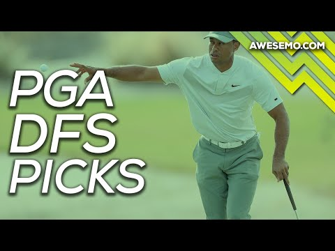 PGA DFS Picks Live Before Lock - 2019 President's Cup