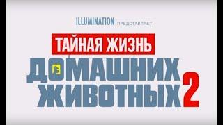 """Мультфильм """"Тайная жизнь домашних животных 2"""" русский трейлер, онлайн"""
