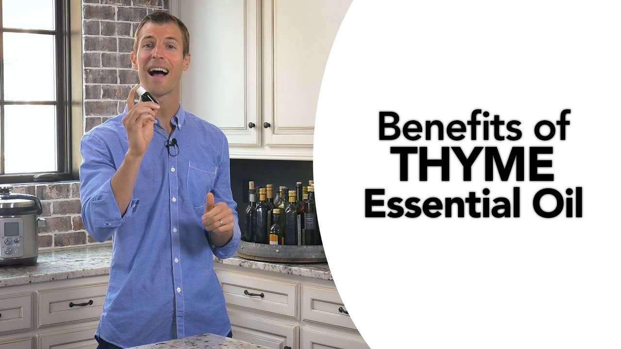 Thyme essential oil nutrition facts and health benefits |HB times