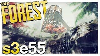WATERFALL GAZEBO | The Forest Gameplay S3E55 (Alpha v0.50)