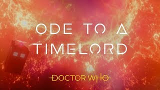 Ode to a Timelord - Doctor Who Poem