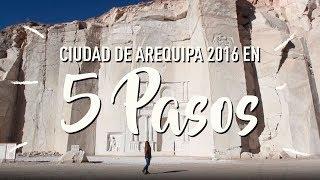 Buen Viaje a la ciudad de Arequipa