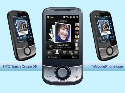 HTC Touch Cruise 09 Mobile Phone Specification, Features and Slide show